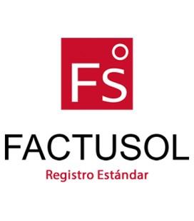 FactuSol Estándar Programa Facturación