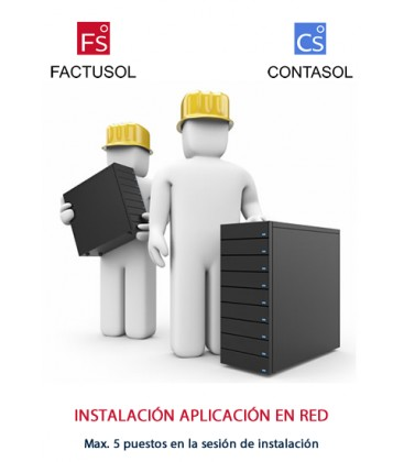 Instalación FactuSol RED