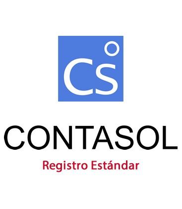 ContaSol Estándar Programa Contabilidad