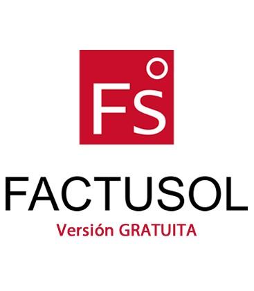 FactuSol Gratuito Programa Facturación