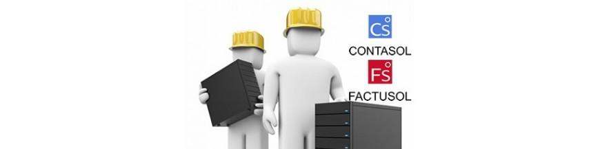 Servicio Instalación ContaSol FactuSol