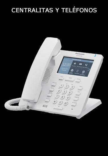 centralitas y teléfonos panasonic